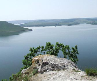 Бакота - пам'ятка Кам'янець-Подільського району Хмельницької області