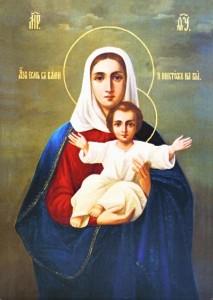 Чудотворна ікона у Данівському монастирі