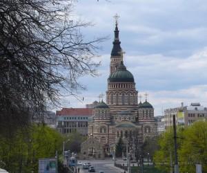 Благовіщенський собор - пам'ятка Харкова