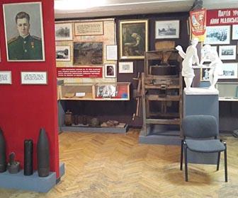 Історичний музей - пам'ятка м. Бориспіль Київської області