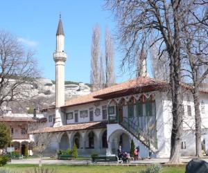 Ханський палац - пам'ятка Бахчисарая