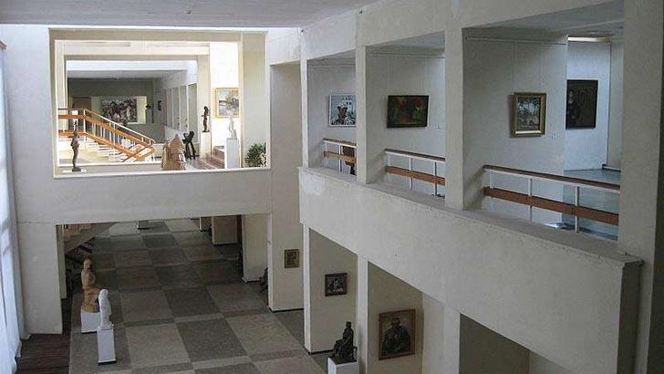 Музей образотворчого мистецтва - пам'ятка с. Кмитів