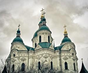 Цікаві місця Козельця. Собор Різдва Богородиці