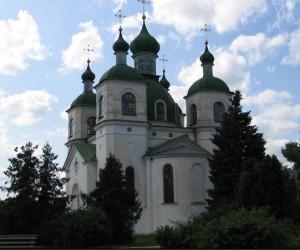 Визначні місця Козельця. Вознесенська церква