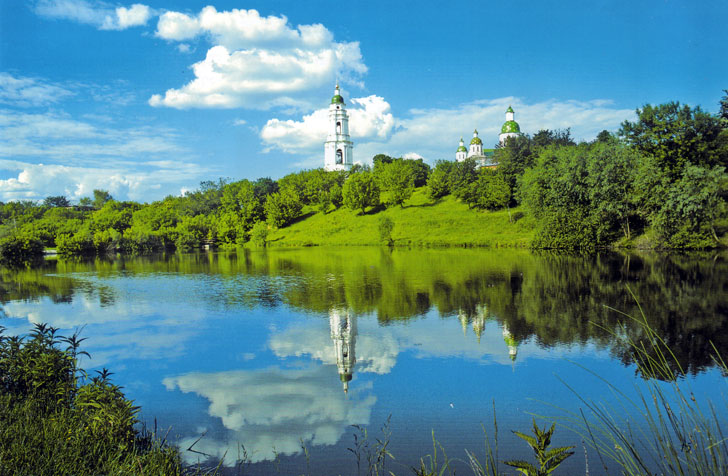 Мгарський монастир  - пам'ятка Полтавської області