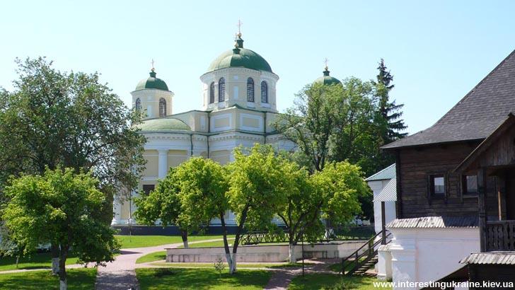 Новгород-Сіверський - цікаве місце Чернігівської області