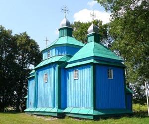 Жубровичі - пам'ятки Олевського району