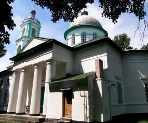 Цікаві місця у Острі. Воскресенська церква