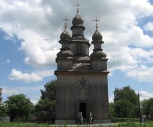 Цікаві місця Седнева. Свято-Георгієвська церква