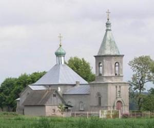 Цікавинки с. Седнів. Успенська церква