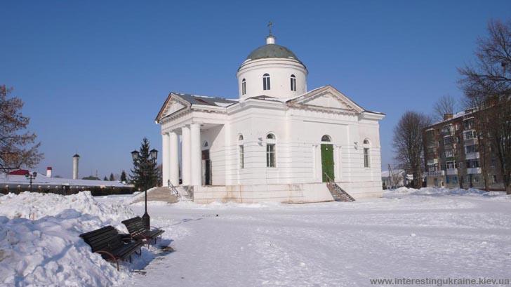 Собор Різдва Пресвятої Богородиці у Прилуках