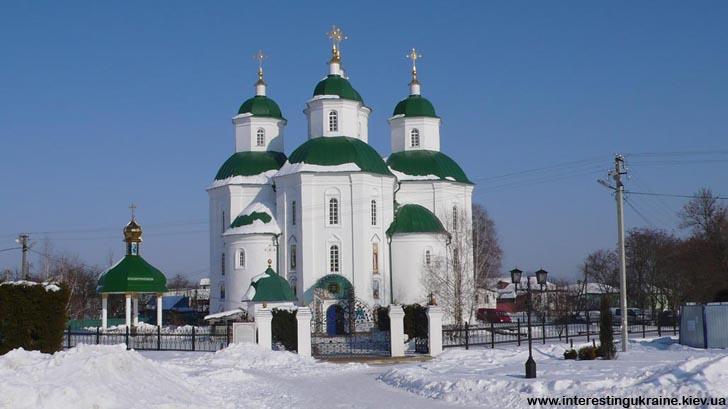 Спасо-Преображенський собор у Прилуках