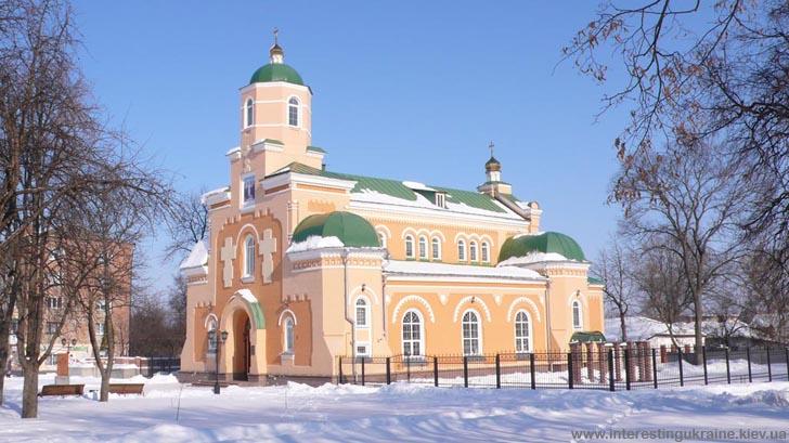 Стретенська церква, Прилуки