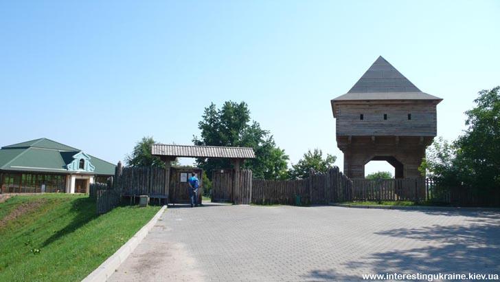 Замчище у Суботові
