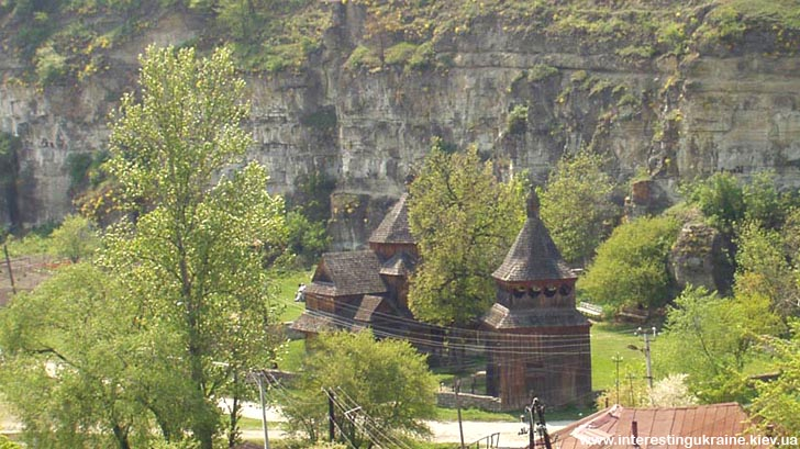 Хрестовоздвиженська церква -  - пам'ятка Кам'янця-Подільського
