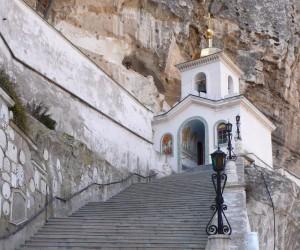 Успенський монастир - цікаве місце в Бахчисараї