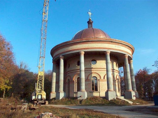Свято-Троїцький собор - пам'ятка м. Яготин