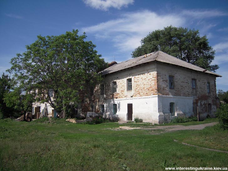 Кочубеївські будинки у Згурівці