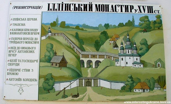Антонієві печери - пам'ятка м. Чернігів