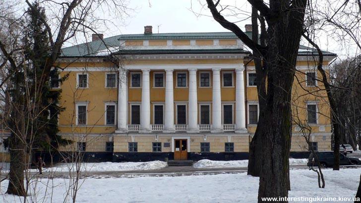 Чернігівський історичний музей - пам'ятка м. Чернігів