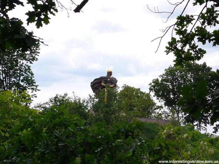 Пам'ятник князю Малу у Коростені
