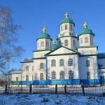 Дерев'яна церква - пам'ятка с. Дептівка Сумської області