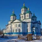 Церква у с. Дептівка Конотопського району