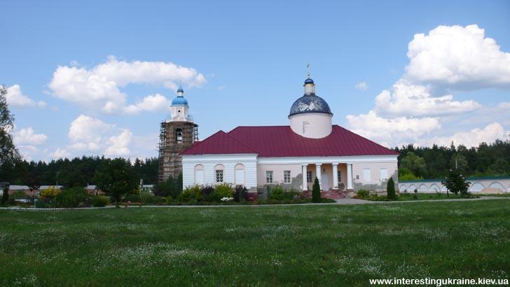Трапезна церква преображення Господнього