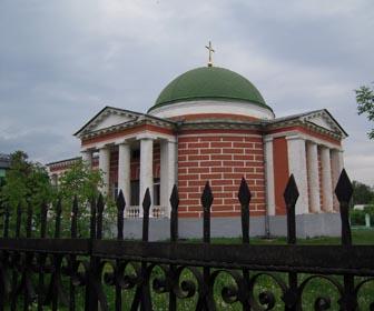Спасо-Преображенська церква - пам'ятка Любеча