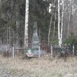 Партизанське кладовище - пам'ятка с. Мочалище Чернігівської області