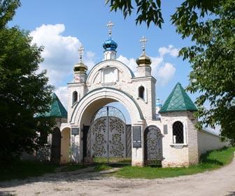 Свято-Миколаївський Крупицький монастир