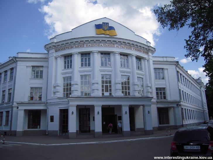Гімназія - пам'ятка Білої Церкви