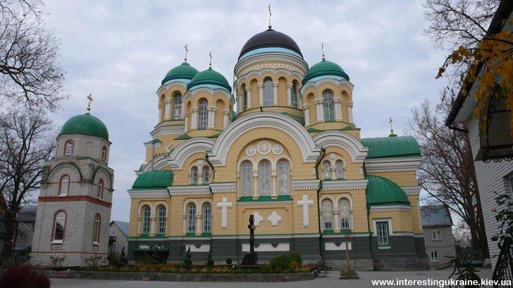Свято-Георгіївський Городницький ставропігійний монастир