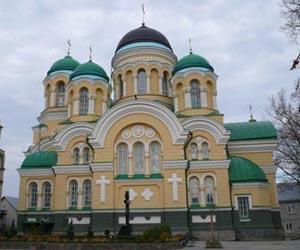 Свято-Георгіївський монастир - цікаве місце у Городниці Житомирської області