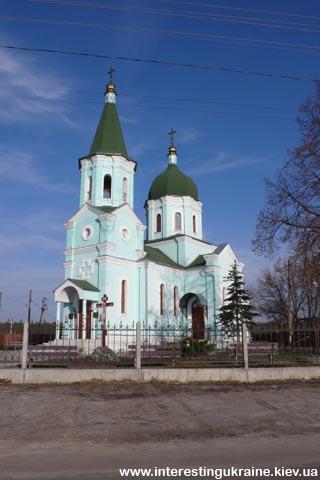 Церква у Кийлові