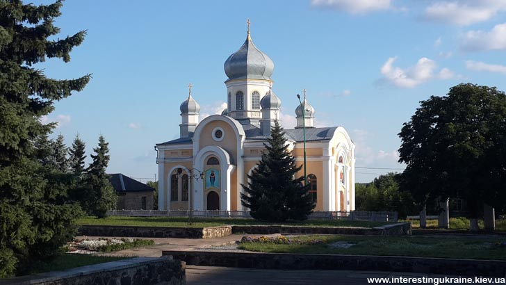 Православний храм - пам'ятка м. Малин
