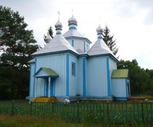 Миколаївська церква - пам'ятка с. Межирічка
