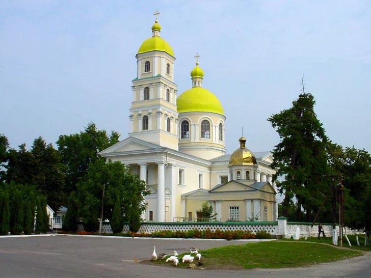 Монастир Марії Магдаліни - пам'ятка Білої Церкви