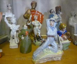 В музеї порцеляни в Баранівці