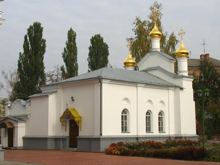 Микільська церква - пам'ятка Білій Церкві
