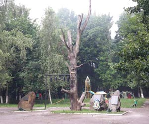 Народичі - пам'ятки Народицького району