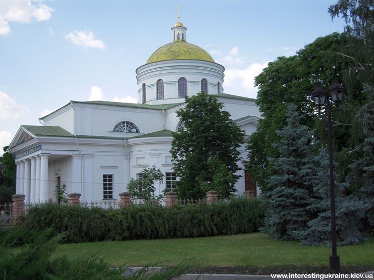 Преображенський собор - пам'ятка Білої Церкви