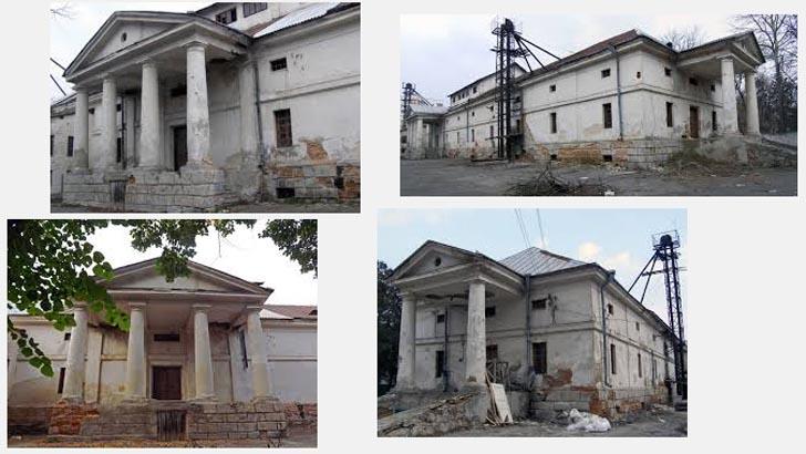 Склади Браницьких - пам'ятка Білої Церкви