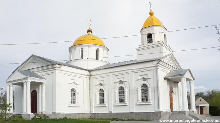 Миколаївська церква - пам'ятка Болграда
