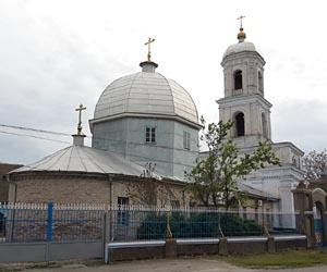 Нова Некрасівка - пам'ятка Ізмаїльського району