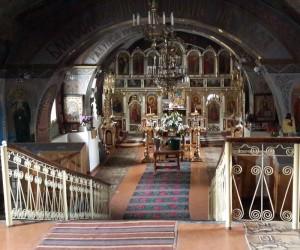 Памёятки Кілії. Миколаївська церква