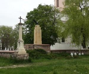 Пам'ятки м. Рені. Пам'ятник російським солдатам