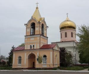 Вознесенський собор - пам'ятки м. Рені