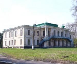 Цікаві місця у с. Березова Рудка. Палац Закревських
