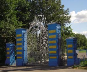 Пам'ятки м. Кагарлик. Ковані ворота